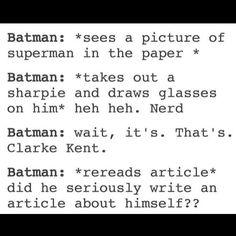 Did you read that in your batman voice? Me too #martha#batfleck#nerdhumor