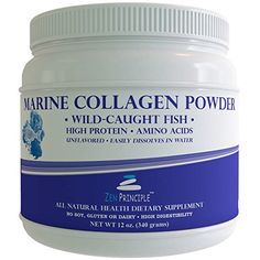 Marine Collagen Peptides Powder Large 12 Oz Wild-caught Fish for sale online Coconut Activated Charcoal, Beetroot Powder, Fish For Sale, Collagen Powder, Beef Liver, Best Weight Loss Supplement, High Protein Snacks, How To Eat Paleo, Amino Acids