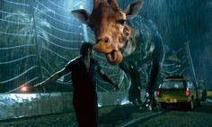 Giraffic Park.