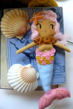 another mermaid doll