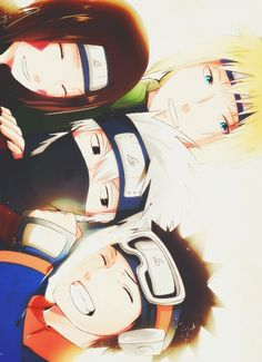 Team Minato | Naruto Shippuuden #anime