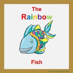 The Rainbow Fish Culminating Activities Reading Comprehension Strategies, Reading Resources, Reading Activities, Classroom Activities, Teacher Resources, Language Study, English Language, Language Arts, Teaching Materials