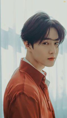 Kai, Kim Joon Myeon, Xiuchen, Exo Korean, Exo Ot12, Baekhyun Chanyeol, Handsome, Wattpad, Portrait