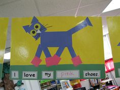 pete the cat kindergarten activities | Kindergarten Rocks!: Pete the Cat....AGAIN!