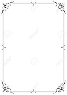 elegant frame vector clipart panda free clipart images rh pinterest com picture frame vector png picture frame vector freepik