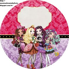 Riding my party: Ever After High