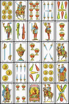 Cartón pokino 5 #pokino #poquino #cartas #baraja #barajaEspañola