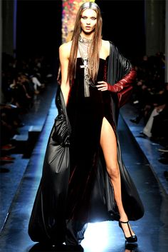 Jean Paul Gaultier - Fall/Winter 2012