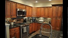 Here are some great ideas for using black countertops in your kitchen. https://youtu.be/zmBQq6Ys_8M