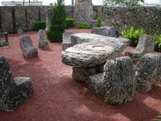 Coral Castle - Stone Table & Chairs Old Florida, Vintage Florida, Coral Castle Florida, Places Ive Been, Places To Go, Coconut Grove, Magic City, Roadside Attractions, Walkabout