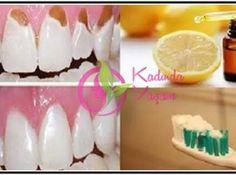 Limon diş macunu tarifi