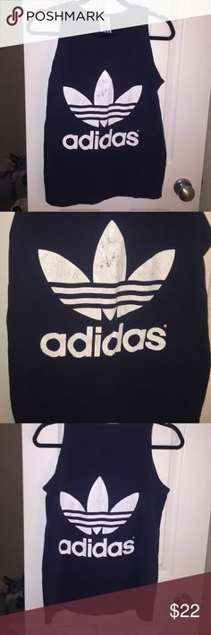 Adidas tank top Awesome tank top is consider vintage adidas Tops Tank Tops