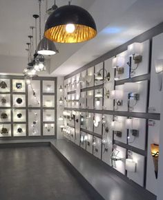 Image result for trio lighting showroom