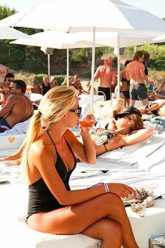 Blue Marlin, Ibiza beach atmosphere like no other www.ibiza-villas.com