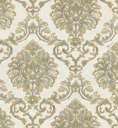 Damask Wallpaper, Wall Wallpaper, Designer Wallpaper, Textile Patterns, Textile Design, Print Patterns, India Pattern, Minis, Damask Decor