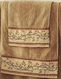 These bath towels can be purchased and shipped from the Old mercantile in Clarksville Tn. ----theoldmercantile.com----Like us on Facebook-----931-552-0910******THESES ARE SOLD OUT******