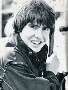 If you've never heard of Davy Jones go on youtube and search Daydream Believer Monkees. Your world will change.