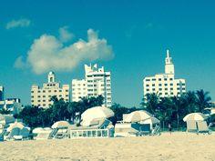 Miami, baby!