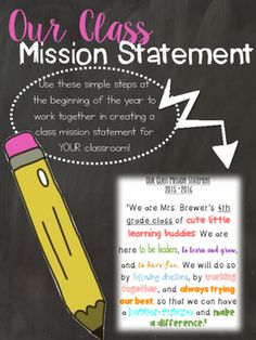 Writing A Personal Mission Statement Personal Mission Statement