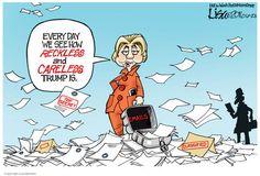 RealClearPolitics - Cartoons of the Week - Current Cartoon: 2016-06-23 - Political Cartoons