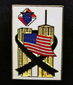 Knights Of Columbus 9-11 U.S. Flag Lapel Pin . $8.95. This lapel pin is made of the best quality materials possible. They are made for many years of use. You will not be disappointed! Knights Of Columbus, Columbus Day, Flag Lapel Pins, Disappointed, Brooch Pin, Brooches, Wisdom, Lady, Men