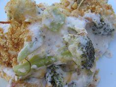 Broccoli/Chicken Casserole