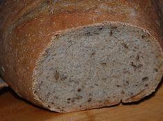 Seeded Rye Bread Recipe