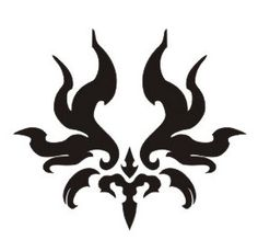 幻想水滸伝3 炎の紋章 - やさぐれていますが、なにか Cool Symbols, Magic Symbols, Ancient Symbols, Viking Symbols, Egyptian Symbols, Viking Runes, Symbol Design, Game Logo Design, Zed Wallpaper