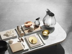 Precious mettle. The pioneering spirit of master Danish silversmith Georg Jensen. Shop now at store.wallpaper.com