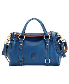 Dooney & Bourke Handbag, Florentine Vachetta Small Satchel - Dooney & Bourke - Handbags & Accessories - Macy's