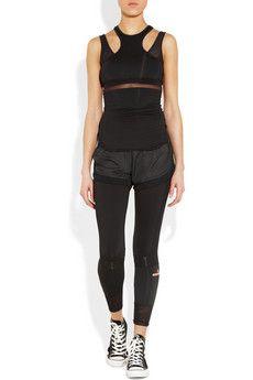 Adidas by Stella McCartney   Run CLIMALITE® stretch tank   NET-A-PORTER.COM