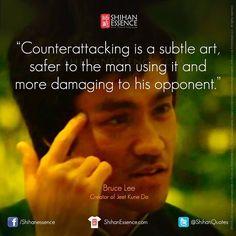 "Bruce Lee quotes Shihan Essence (@shihanessence) on Instagram: ""What about this? Agree? #dailymartialinspiration #shihanessence #manifesto #martialspirit #budo…"""