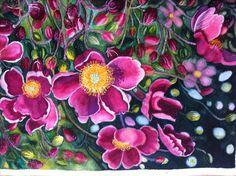 Watercolor, Colour, Plants, Painting, Beauty, Art, Pen And Wash, Color, Art Background