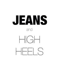 ♔ Jeans