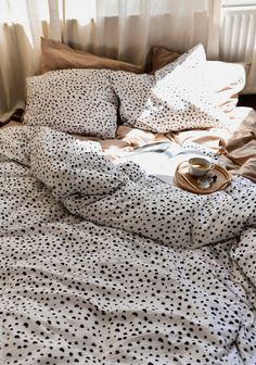 9 Decorative Warm Duvet Cover Sets For Your Bedroom This Christmas – cozy home warm Room Ideas Bedroom, Bedroom Inspo, Home Bedroom, Bedroom Decor, 50s Bedroom, Zebra Bedrooms, Bedroom Furniture, Dream Rooms, Dream Bedroom