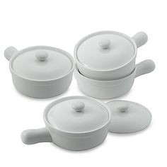 Everyday White® Soup Crocks (Set of 4)