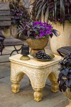 Poly wheelbarrow cart garden transport trolley outdoor yard gift 2 supertunia royal velvet petunia hybrid proven winners solutioingenieria Choice Image
