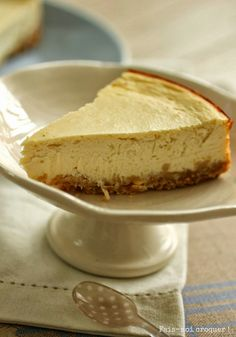 Le cheesecake de Rose Bakery {Quand une anglaise fait un cheesecake à l'italienne} - Fais moi croquer !