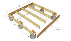 woodworking free plans: shed building plans step by step