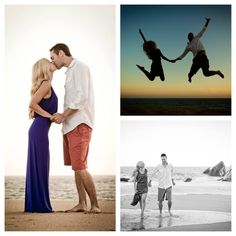 Beach Wedding and Honeymoon Picture Photo Shoot