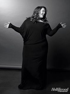 Melissa McCarthy plus size big women big curvy plus size women are beautiful! Curvy Fashion, Plus Size Fashion, Girl Fashion, Melissa Mccarthy, Ourfit, Pretty People, Beautiful People, Xl Mode, Queens Of Comedy