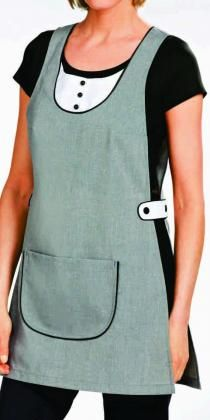Sewing Aprons, Sewing Clothes, Diy Clothes, Elegant Dresses Classy, Simple Dresses, Dresses For Work, Japanese Sewing Patterns, Dress Sewing Patterns, Cute Aprons