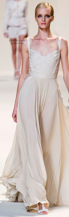 Fall 2014 RTW Milly Collection #PurelyInspiration #NYFW