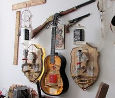Whisky Bar, Clock, Wall, Home Decor, Shelf, Watch, Decoration Home, Room Decor, Clocks