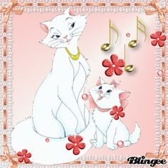 Disney Cats, Aristocats, Animation, Cute Art, Gifs, Kids Rugs, Decor, Cat Breeds, Moving Pictures