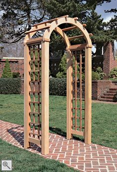 Standard Arbor by Trellis Structures