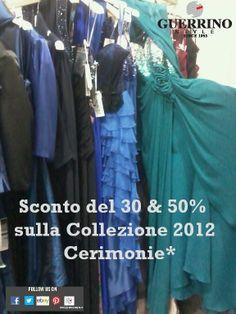 Guerrino Style MAN &WOMAN CONSULENZA DI STYLE = Trendy & Cerimonie Prenota APPUNTAMENTO GRATUITO chiamando 0733- 566034