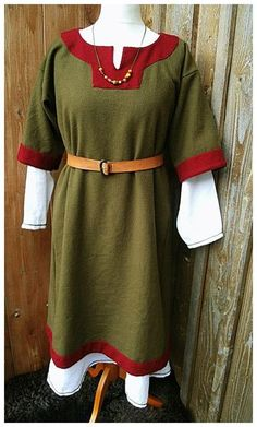 Mittelaltergewandung - Mittelalterkleidung, Mittelaltergewandung, Gewandung, Mittelalter Kleidung, - Überkleiderv
