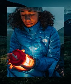 Our Thermoball Eco Jacket is a warm and environmentally friendly jacket. Outdoor Wear, Never Stop Exploring, Recycled Fabric, Outdoor Activities, Kayaking, Quilt Patterns, The North Face, Recycling, Cold