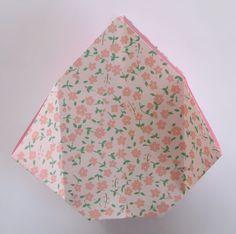 fugl foldes, 23 Floral Tie, Origami, Origami Paper, Origami Art